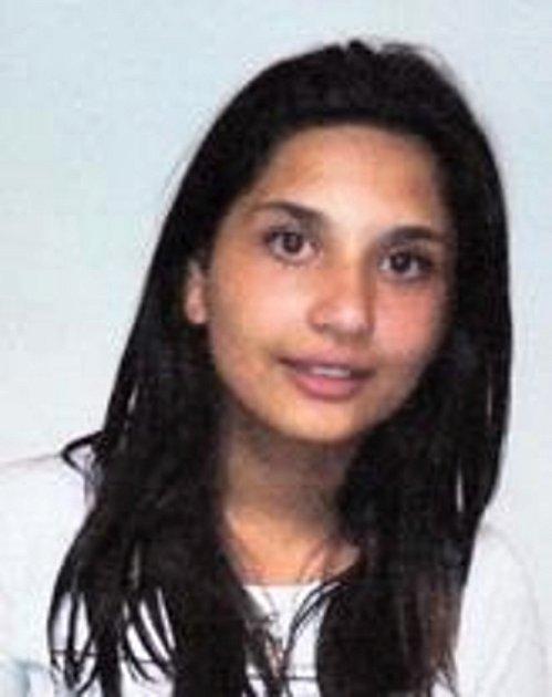 Pohřešovaná Sára Gašparová