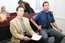 Václav Urban u soudu