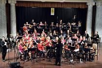 Tremolo je orchestr, který při ZUŠ Třemošná působí už deset let