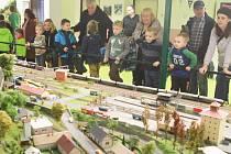 Modelové kolejiště v Plzni-Skvrňanech