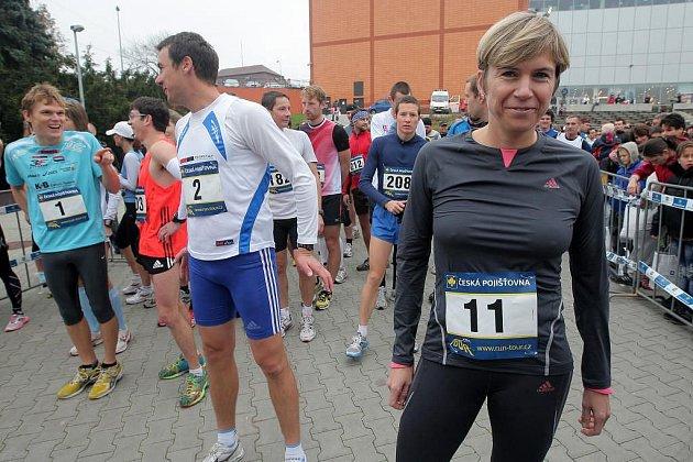 Běh Run Tour Plzeň