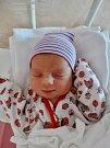 Mia Vávrová se narodila 1. dubna v9:44 mamince Monice a tatínkovi Danielovi zPlzně. Po příchodu na svět vplzeňské FN vážila jejich prvorozená dcerka 3070 gramů a měřila 50 centimetrů.