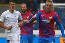 Slovenský záložník Roman Procházka dal včera proti Liberci důležitý vyrovnávací gól.