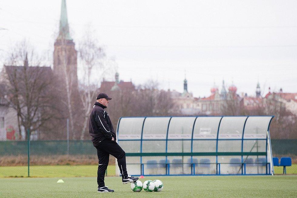 Fotbalisté plzeňské Viktorky mají za sebou první trénink na novou sezonu.