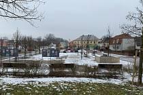 Centrum Kaznějova dnes.