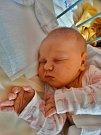 Ema Finková se narodila 18. května v19:47 mamince Michaele a tatínkovi Tomášovi zBoru u Tachova. Po příchodu na svět vplzeňské Mulačově nemocnici vážila jejich prvorozená dcerka 4020 gramů.