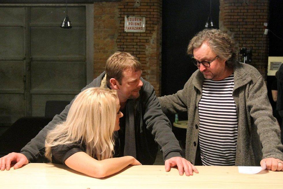 Jan Hřebejk natáčí v Plzni nový kriminální seriál pro Českou televizi
