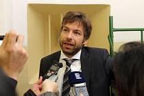Do Plzně dorazil i ministr spravedlnosti Robert Pelikán