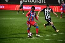 Plzeňský záložník Adriel Ba Loua nastoupí v sobotu proti kKarviné, z níž do Viktorie přišel.