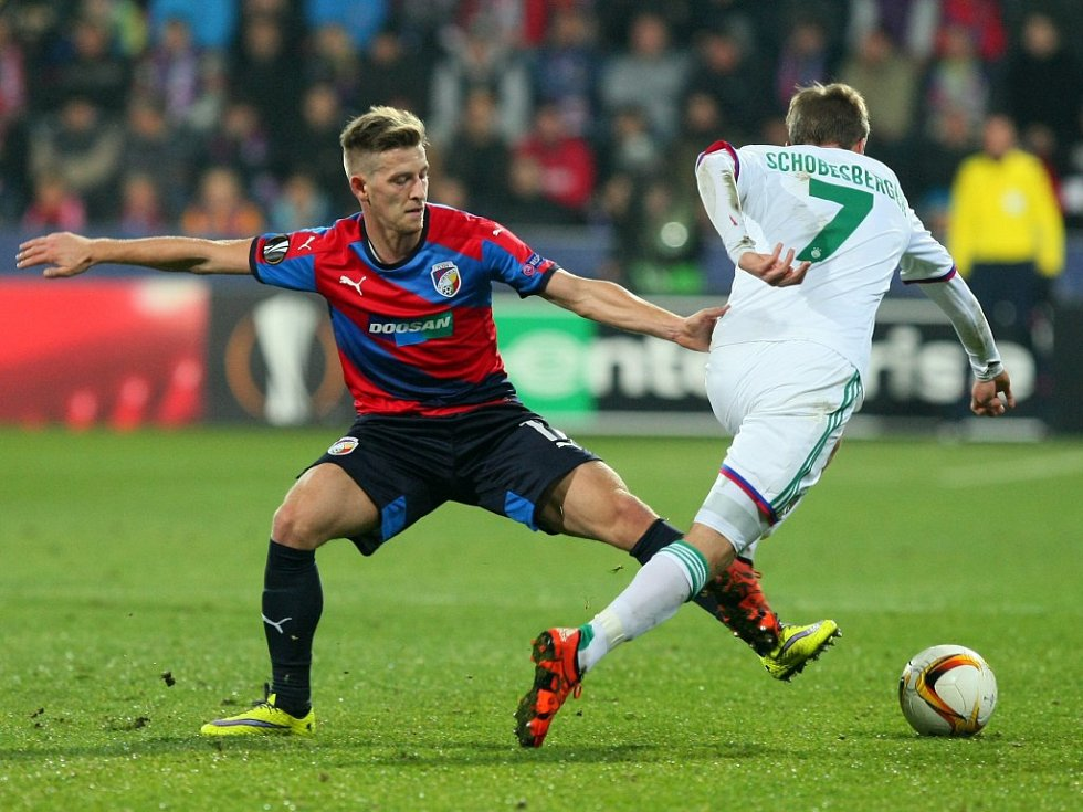 FC Viktoria Plzeň - SK Rapid Vídeň