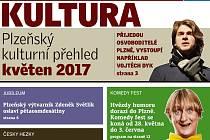 Kulturní přehled na květen 2017