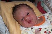 Vít Špatenka se narodil 26. února v17:54 mamince Veronice a tatínkovi Václavovi zDobřan. Po příchodu na svět vklatovské porodnici vážil bráška sedmiletého Vašíka 4290 gramů a měřil 54 cm.