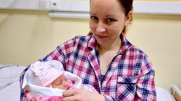 Laura se narodila 24 minut po půlnoci ve stodské nemocnici.