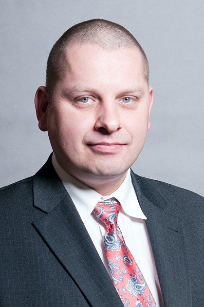 Jan Kopál, 47let, Ostrov, mluvčí Magistrátu města Karlovy Vary