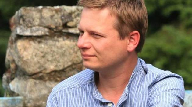 Na snímku je Aleš Kavalír