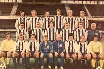 Škoda Plzeň pod vedením Tomáše Pospíchala v sezoně 1975 - 1976.