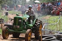 Žebnici ovládla Traktoriáda