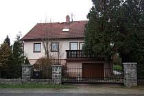 Dům Milana Chovance v Černicích