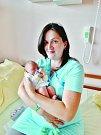 Alexej Karas se narodil 24. června v 17:27 mamince Michaele a tatínkovi Václavovi z Železného Újezda. Po příchodu na svět v plzeňské FN vážil bráška desetiletého Vašíka a sedmiletého Adama 3870 gramů a měřil 52 centimetrů.
