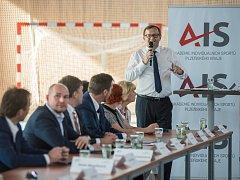 Sportovní akademie individuálních sportů Plzeňského kraje