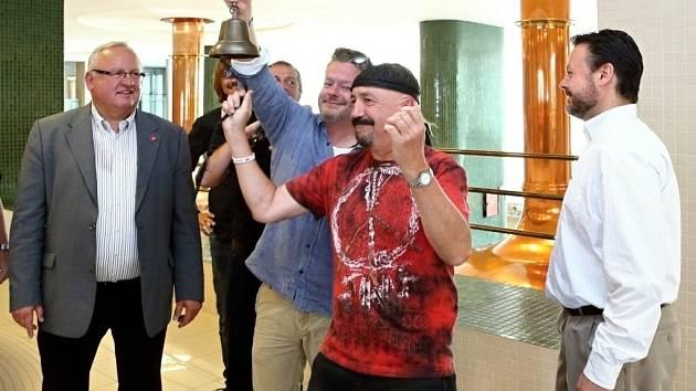 Čechomor vařil pivo pro další ročník Pilsner Festu