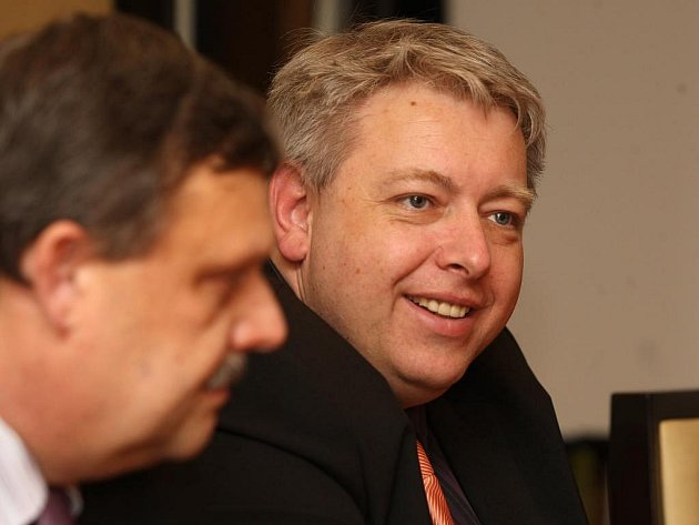 Milan Chovanec (vpravo)