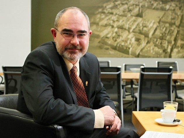 Primátor Martin Zrzavecký