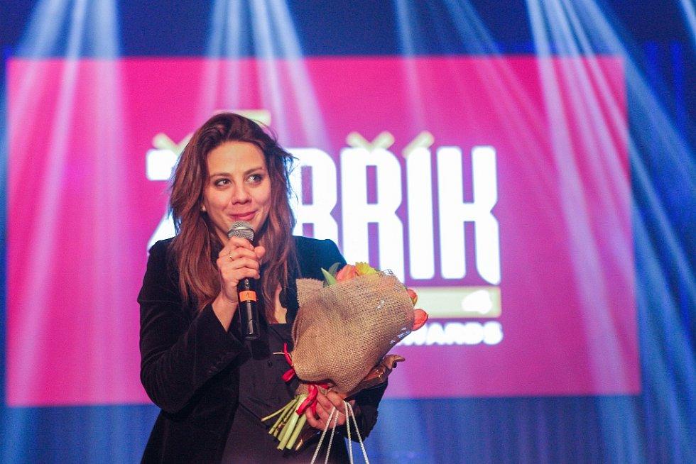 Aneta Langerová se stala nejlepší zpěvačkou