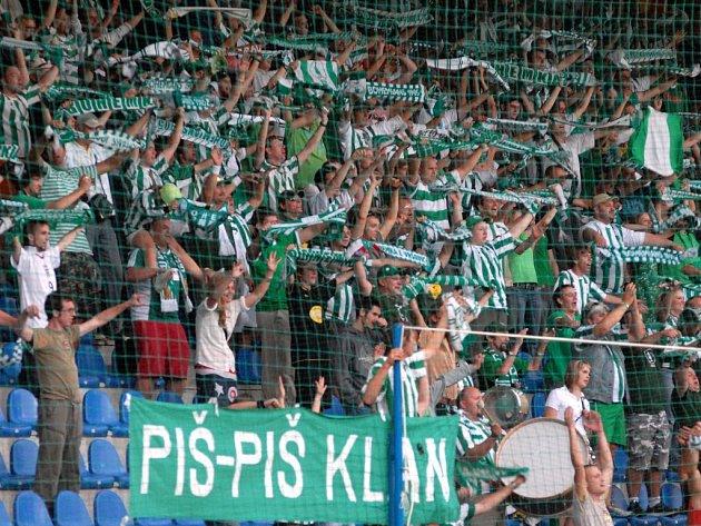 V sobotu se očekává se vyprodaný stadion a návštěva více než tisícovky fanoušků zelenobílých klokanů.