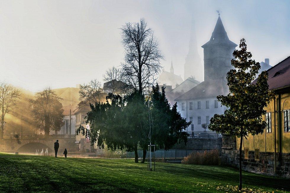 Čtenáři fotí podzimní panoramata.