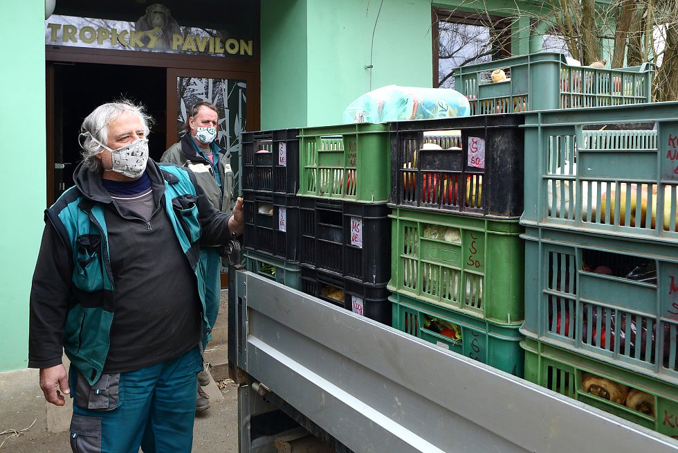 Zdeněk Benda distribuce rozvoz krmivo