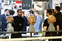 Své zimní práce ukazují veřejnosti studenti Fakulty designu a umění Ladislava Sutnara.