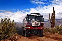 Tatra Buggyra Team na Rallye Dakar