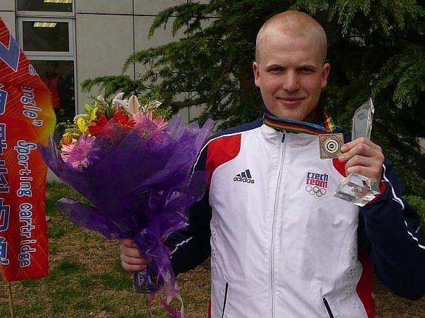 Puškař Rapidu Plzeň Václav Haman si v sobotním závodu na Grand Prix Praha 2009 v Plzni–Lobzích vylepšil osobní maximum, když nastřílel v základu 598 bodů