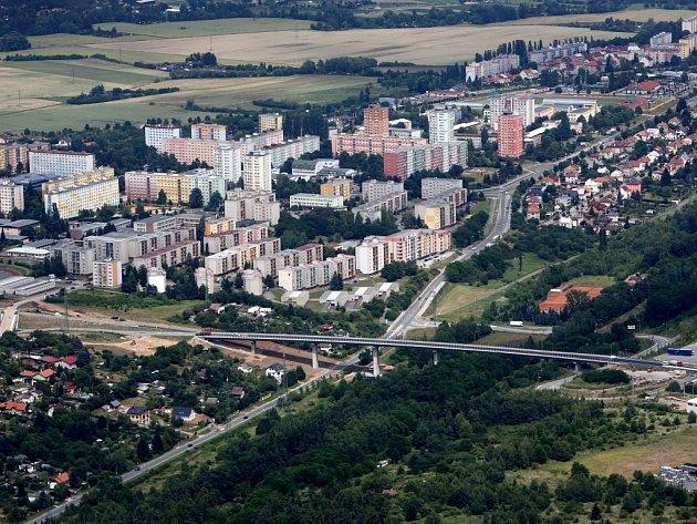 Západní opkruh - přemostění Slovanského údolí