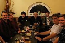 Krajské volby - štáb Koalice pro Plzeňský kraj