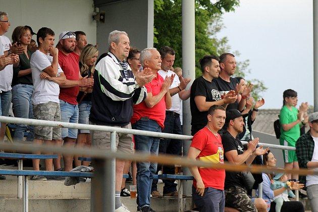 Fotbalem pro Jirku Šámala, Vejprnice 5.června 2021.