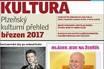 Měsíčník Kultura - březen 2017