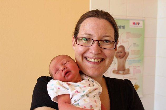 Eva Zábranská se narodila 8. dubna v 0:53 mamince Hance a tatínkovi Pavlovi z Nezvěstic. Po příchodu na svět v rokycanské porodnici vážila sestřička dvouletého Pepíčka 3120 gramů a měřila 48 centimetrů.