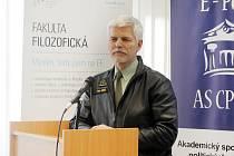 Armádní generál Petr Pavel zavítal na ZČU