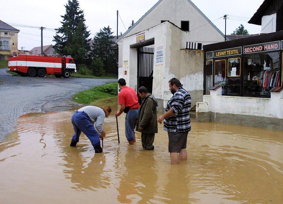 8. srpna 2002, Plzeň-Litice