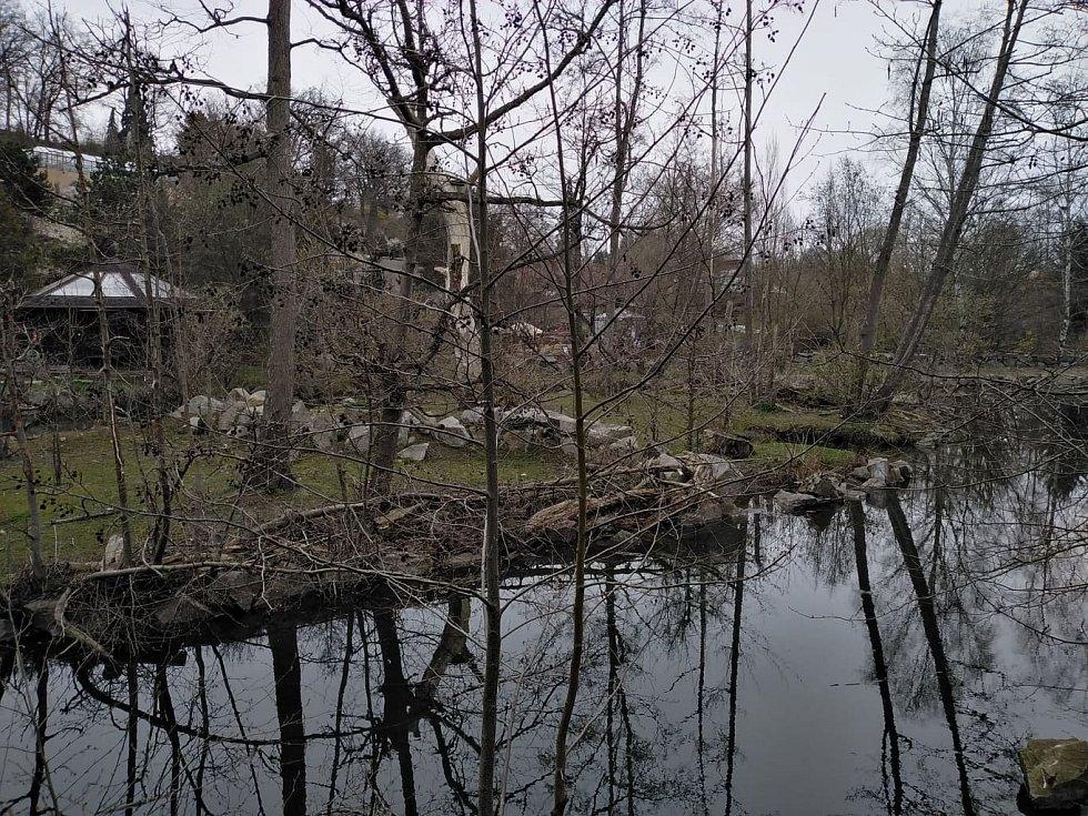 Návštěva Zoologické zahrady v Plzni.