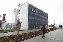 Nové medicínské centrum Lékařské fakulty Univerzity Karlovy v Plzni