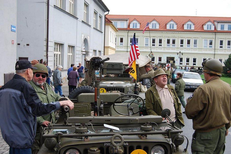 Convoy Of Remembrance ve Stodě
