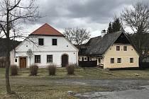 Malebné městečko na severním Plzeňsku Rabštejn nad Střelou