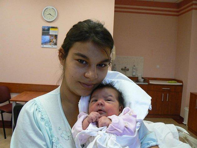 Gabriele Kotlárové a Davidu Bačovi zPlzně se 21. ledna ve 13.39 hod. narodila ve fakultní nemocnici dcera Gabriela Sofie. Na Sofinku (3,55 kg, 48 cm) se těší její čtyřletá sestra Isabela