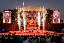 Noc s operou se konala naposledy v roce 2019, kdy lochotínským Amfiteátrem znělo Verdiho dílo Nabucco. Loni i letos musel být Macbeth od stejného autora odložen.