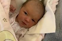 Justýna Nedvědová z Horažďovic se narodila 3. února 2021 ve strakonické porodnici. Po příchodu na svět vážila 3050 gramů a měřila 48 centimetrů. Doma už čekal bráška Kryštůfek.