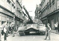 21. srpna 1968, den okupace