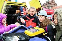 Evropský den záchrany života v Plzni